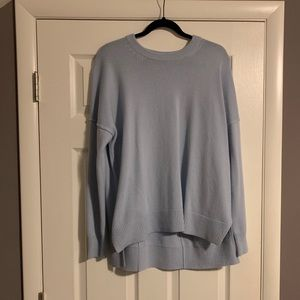 Athleta Perspective Wool Cashmere Pullover